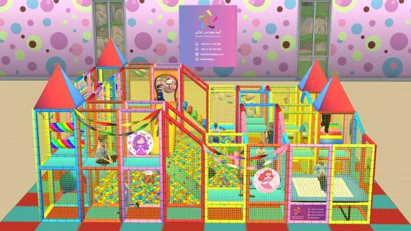 Soft Play EK808 - سافت پلی گراند