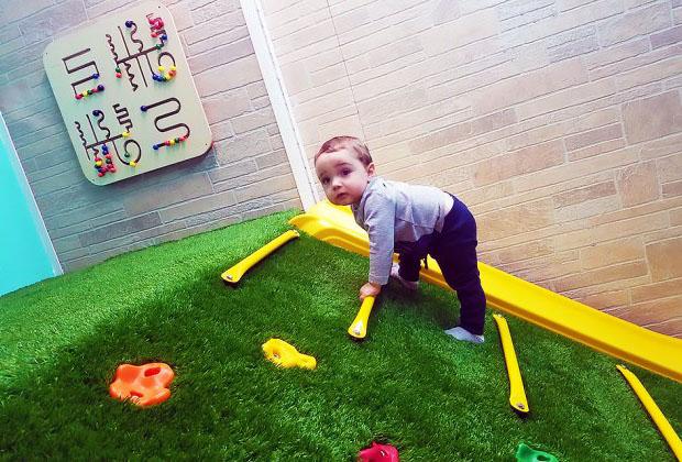 زمین بازی پله کودک