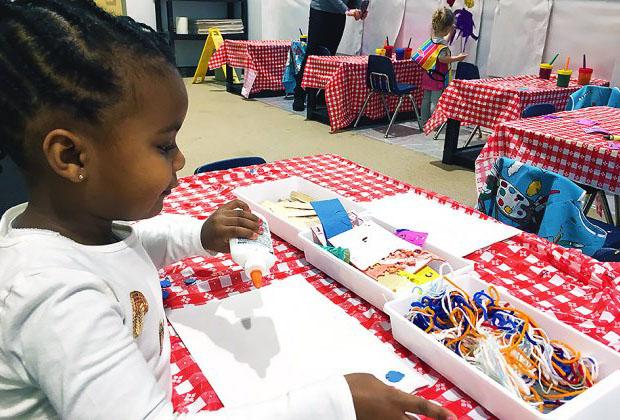 تجهیزات بازی کودکان در مهدکودک و خانه بازی کودک