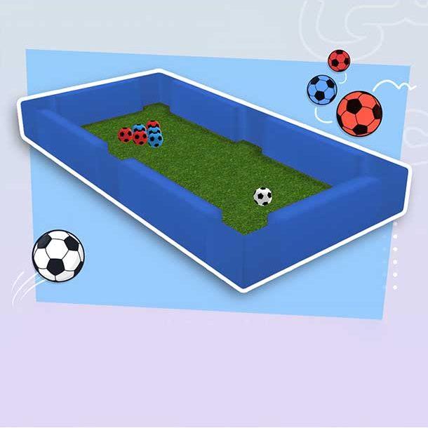 بیلیارد فوتبالی   تجهیزات خانه بازی   وسایل بازی