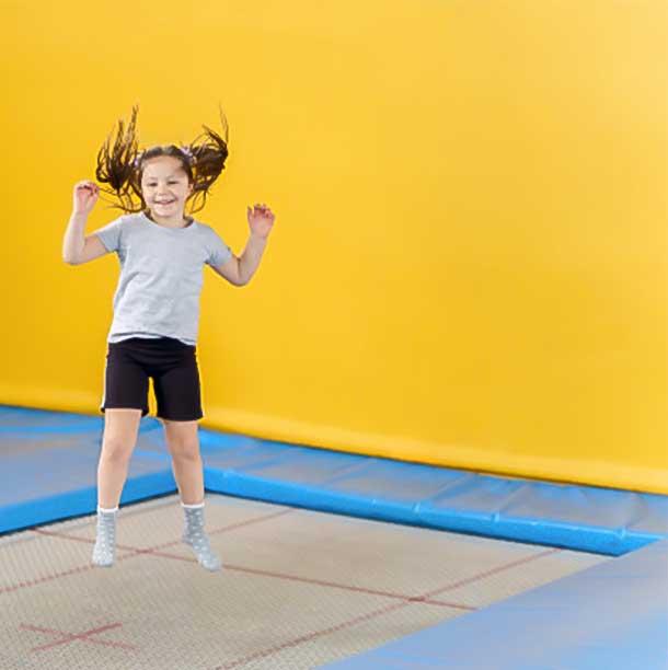 ترامپولین کودک | وسایل بازی